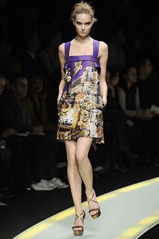 Gianni Versace 0809秋冬成衣15.