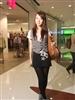 街拍上海美女黑色紧身裤4.jpg