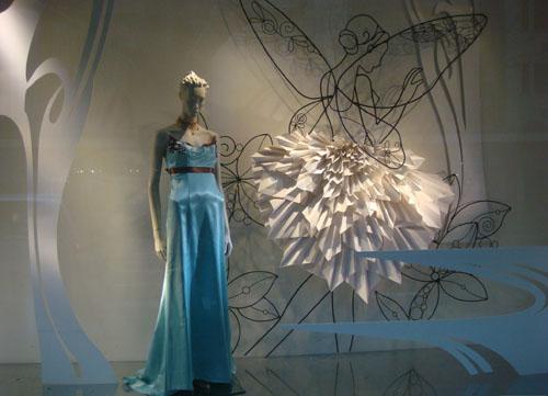 09年上海橱窗展示