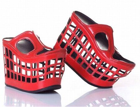 高跟鞋创意设计