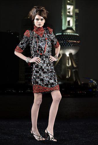 Coco Chanel上海秀场1图片