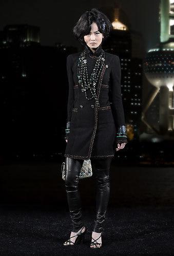 Coco Chanel上海秀场2图片