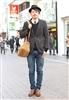日本原宿街头低调精致型男街拍12.jpg