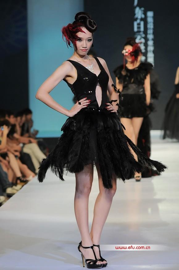 2011广东白云学院服装设计毕业作