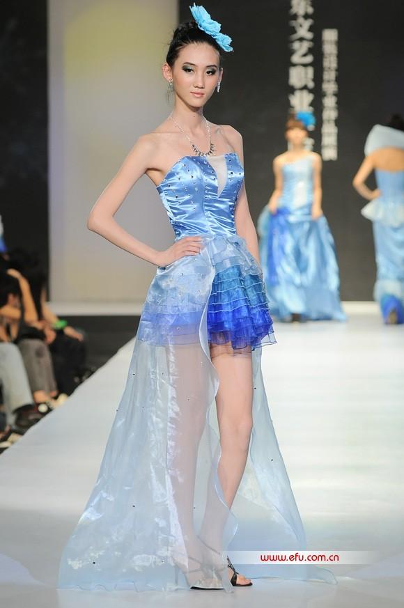2011广东文艺职业学院服装设计毕