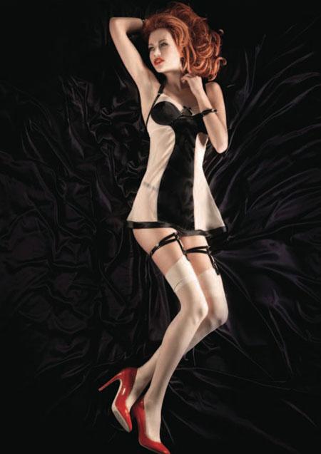 英国内衣品牌Bordelle2011秋冬广告系列1.jpg