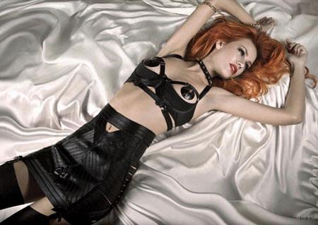 英国内衣品牌Bordelle2011秋冬广告系列7.jpg