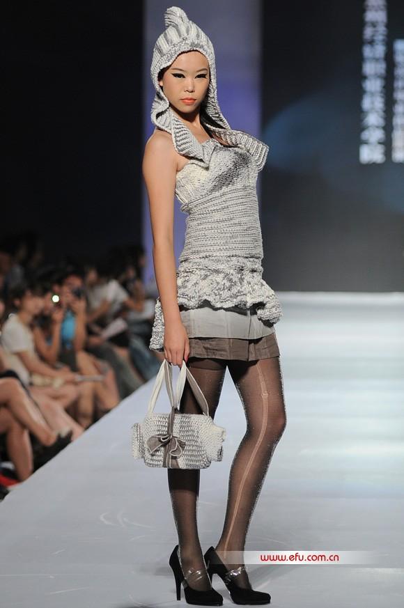 2011大学生时装周惠州经济职业技术学院毕业作品秀
