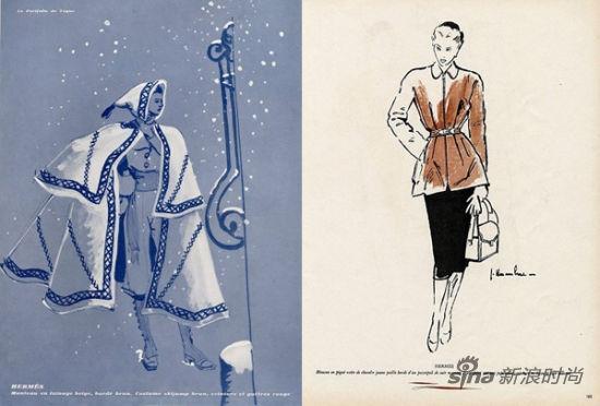 服装百事通 服装专业 服装设计 > 纸上生花 设计师手稿演绎时尚的最初