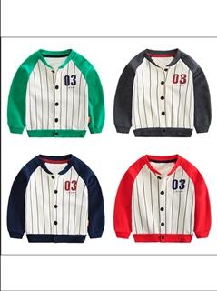 儿童棒球服
