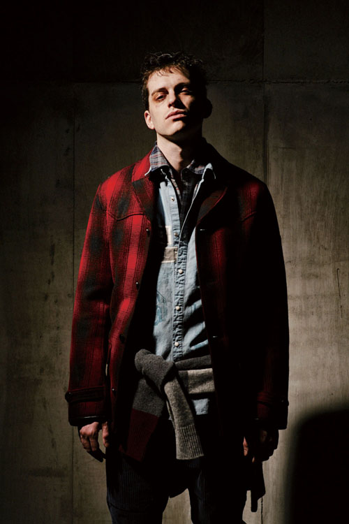 Luker By NEIGHBORHOOD 2012 秋冬季系列 Lookbook