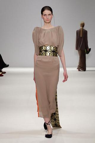 Ji Cheng 2012秋冬女装秀