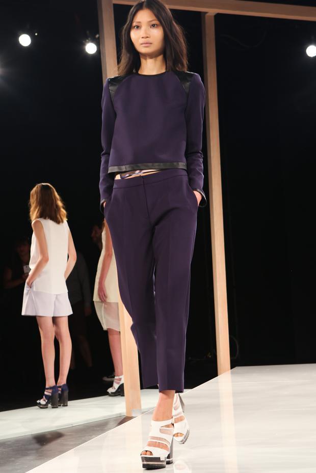 Adeam 2014春夏女装秀