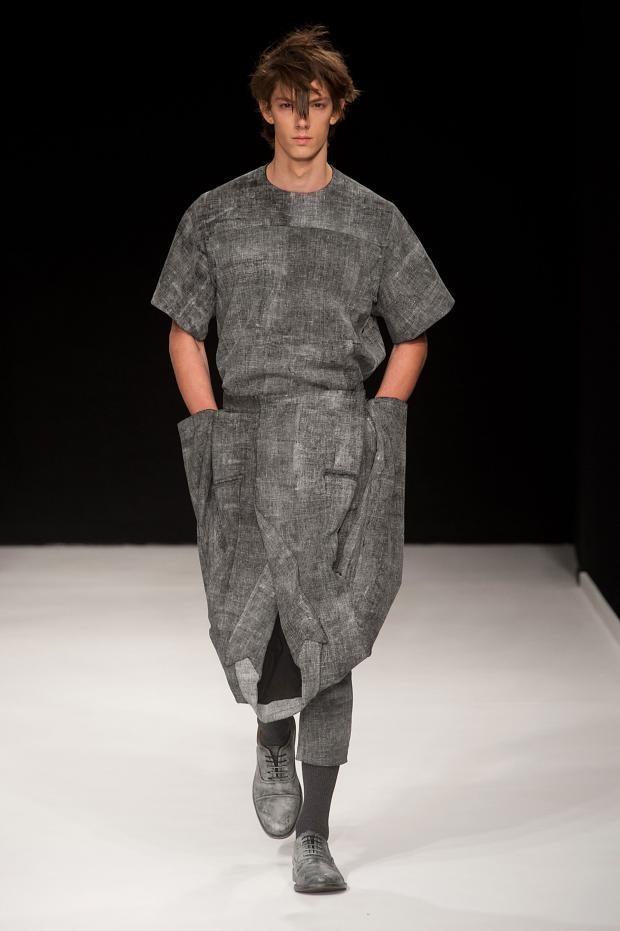 Alan Taylor 2014春夏男装秀