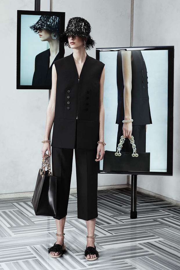 Balenciaga 2014度假系列流行发布