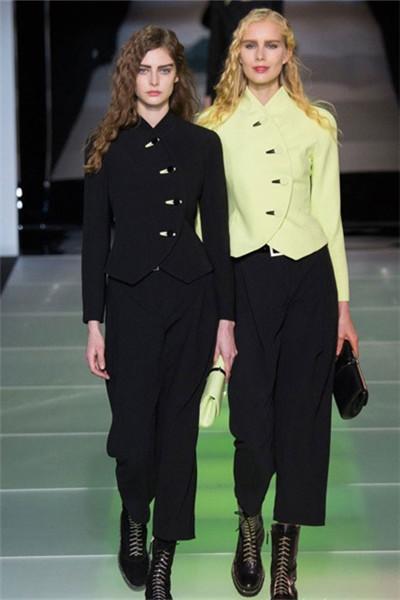 阿玛尼Giorgio Armani明年继续压轴米兰时装周