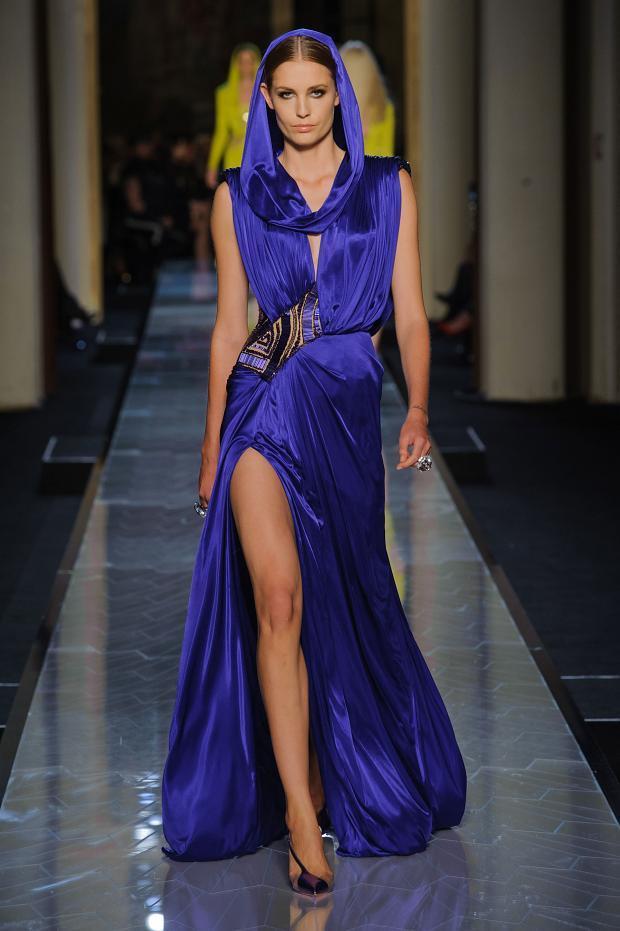 Versace 2014春夏CTR时装发布秀