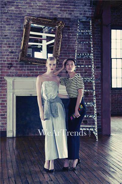 2014秋季女鞋流行趋势:磨光风格