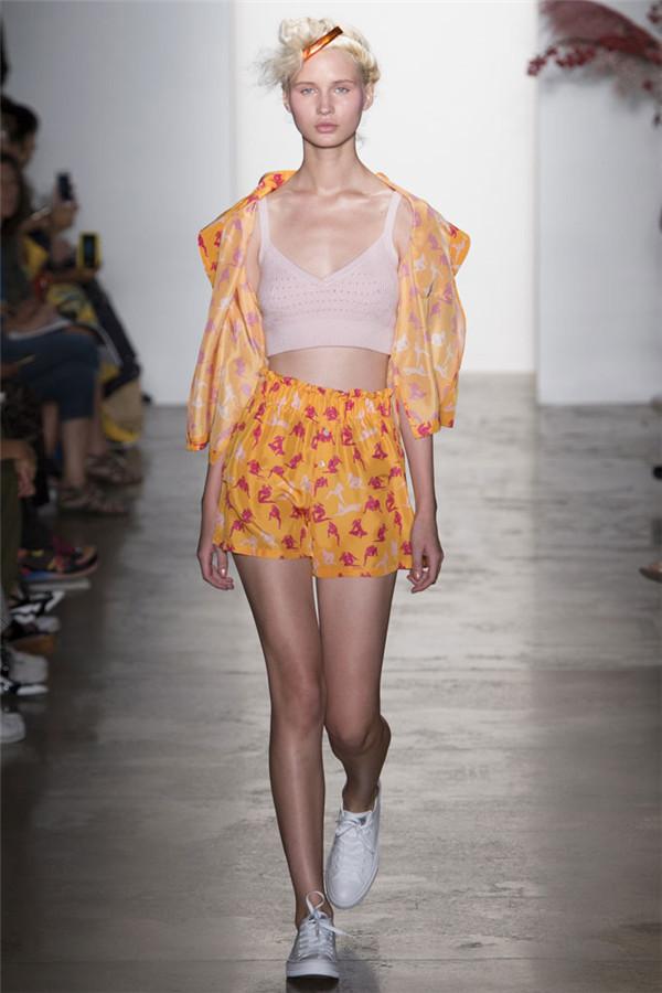 Adam Selman 2017春夏纽约时装周系列