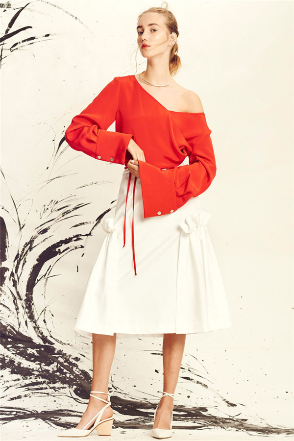 日本设计师品牌 ADEAM 2017春夏纽约时装系列