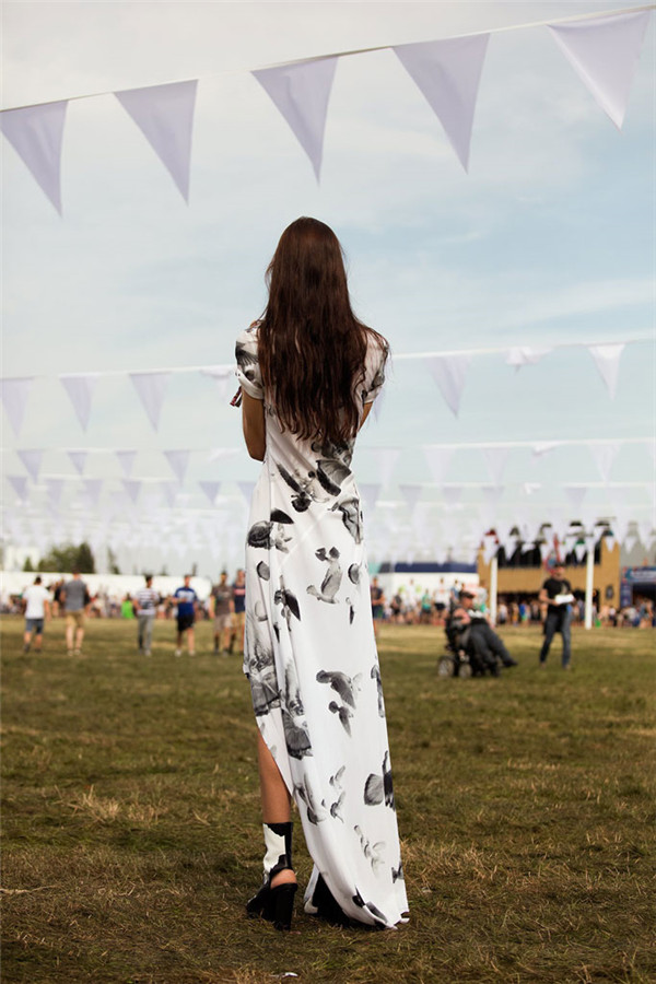A.F. Vandevorst 2017春夏巴黎时装周系列