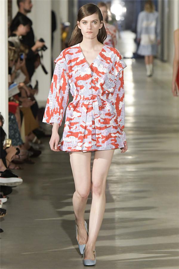 Arthur Arbesser 2017春夏米兰时装周系列