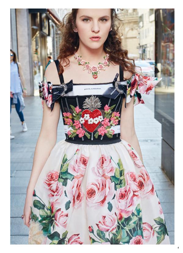 Dolce & Gabbana 杜嘉班纳2018早春女装系列