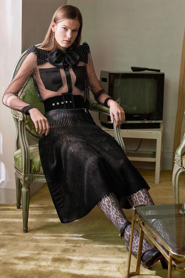 摩登优雅风情 Givenchy 2018早秋系列