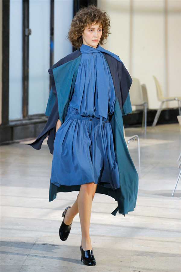 Lemaire 2018春夏系列时装秀