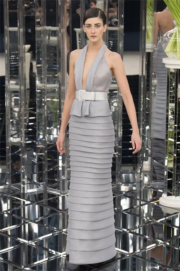 Chanel 2017春夏高级定制系列