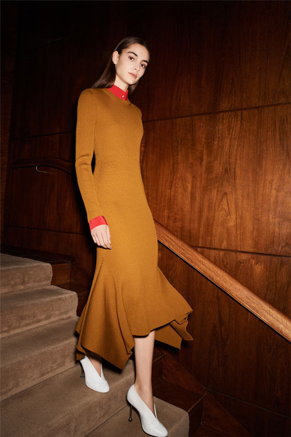 Victoria Beckham 2017早秋系列流行发布