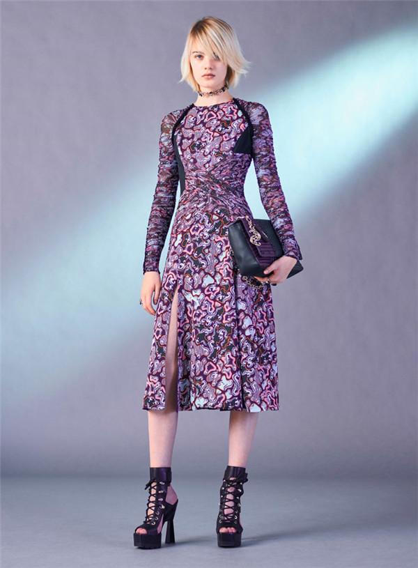 Versace 2017早秋系列时尚型录