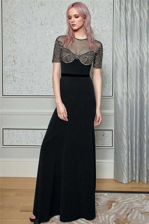 过目不忘的浪漫优雅 Jenny Packham 2017早秋系列时尚型录