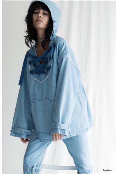 2018/19秋冬女装流行款式预测 个性飞行夹克、裹身夹克...