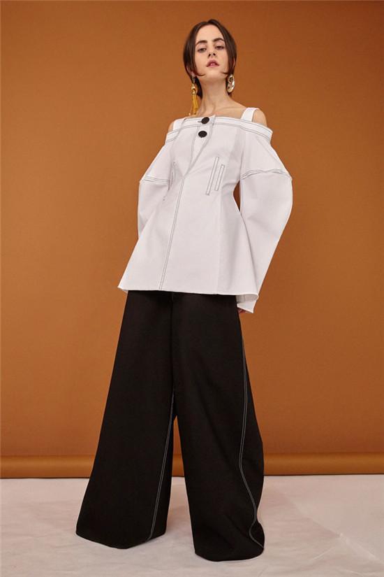 复古七十年代 Ellery 2017早秋系列时尚型录