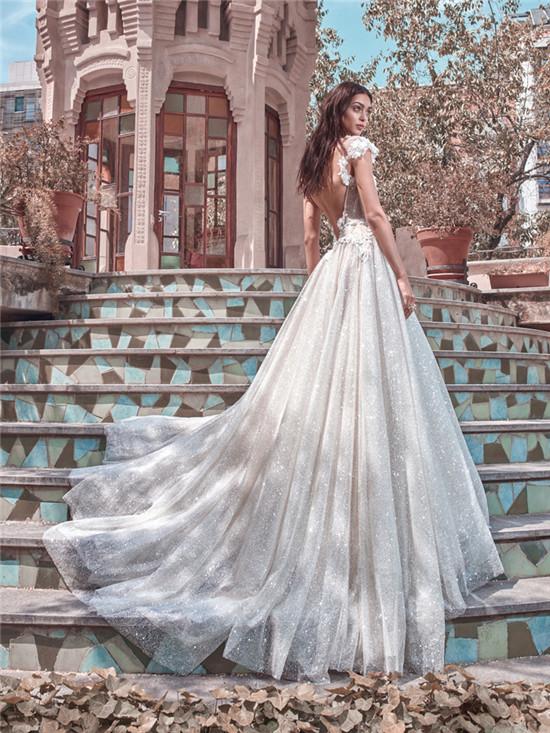 重返维多利亚时代 Galia Lahav2018春夏婚纱系列