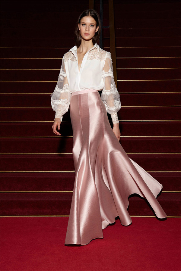 Alexis Mabille 2018早春系列时尚型录