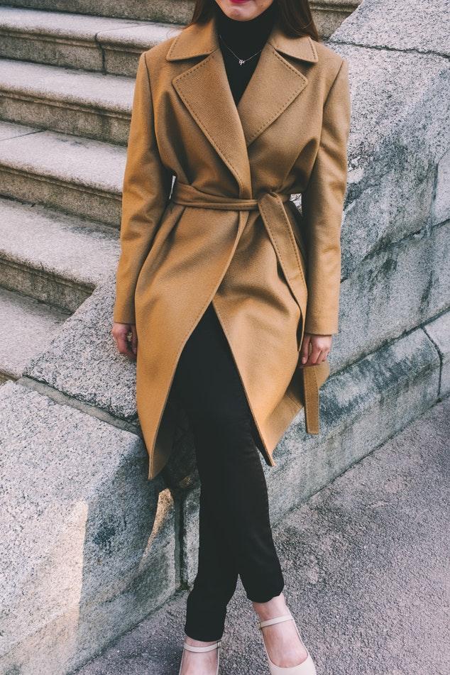 双十一剁手买的双面呢大衣,手把手教你如何分辨品质好坏!