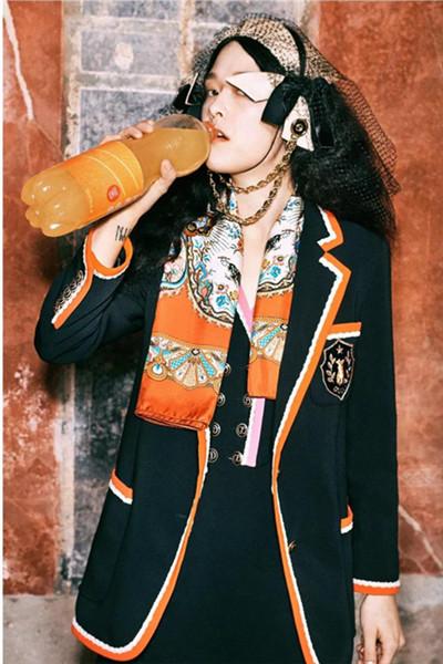 充满故事趣味性的剪辑,Gucci 2019 早秋系列
