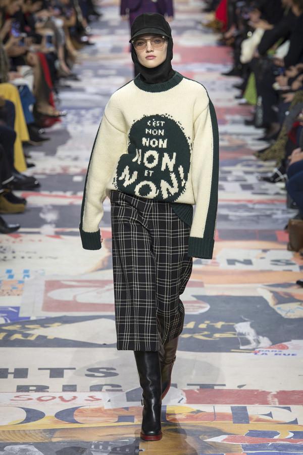 Christian Dior 2018秋冬系列时装秀