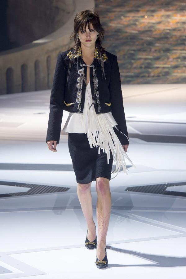 法式情调 Louis Vuitton 2018秋冬系列时装秀