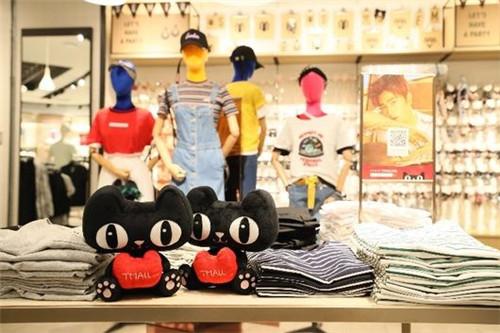 森马+天猫 黑科技让消费者更好感受新零售