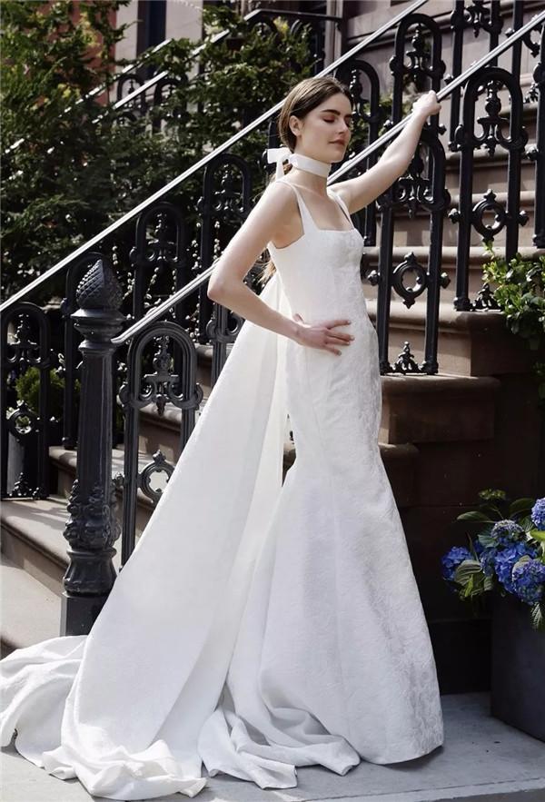 Lela Rose 2019春夏婚纱系列
