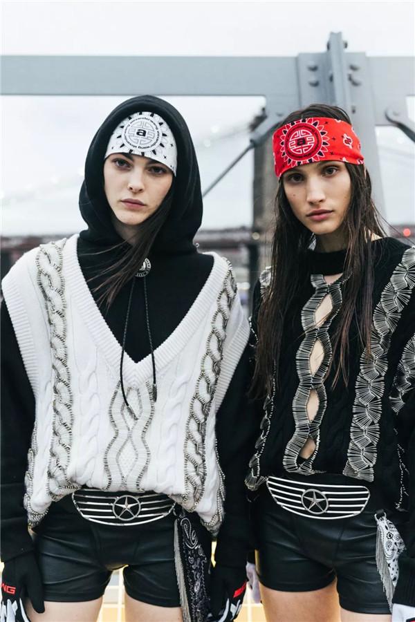 摇滚、街头、暗黑...这就是 Alexander Wang 2019春夏时装大秀!