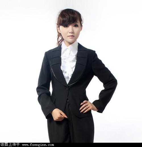 女式职业装,女性职业装