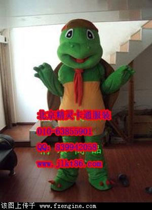 乌龟衣服手工制作