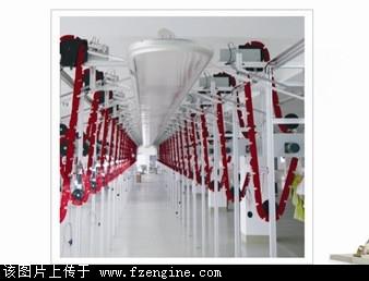 链条智能服装吊挂系统