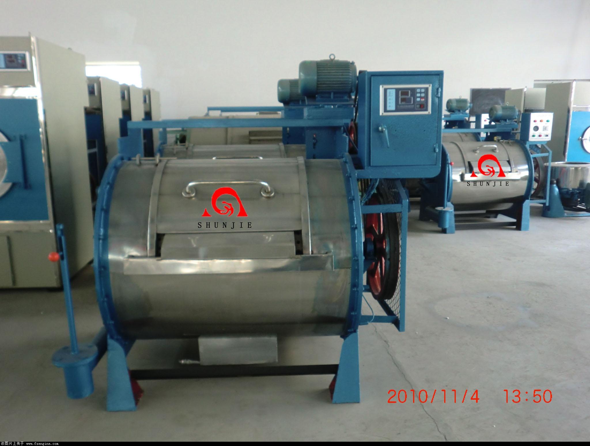 海南大型半自动工业洗衣机顺洁工业洗衣机价格