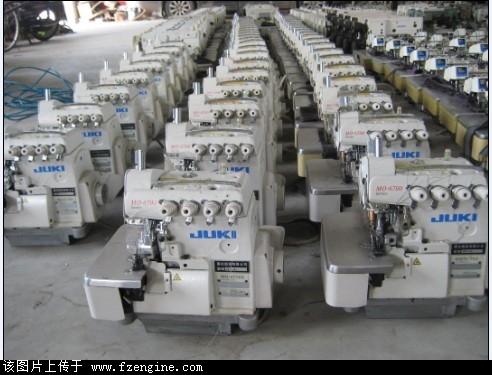 重机6714s及6716s包缝机-中国服装工业网旗下服装设备