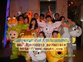 南京咪菲卡通人偶表演服装有限公司